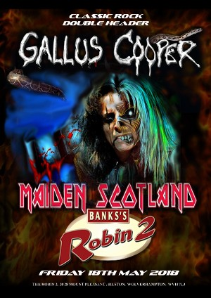 Gallus Cooper + Maiden Scotland