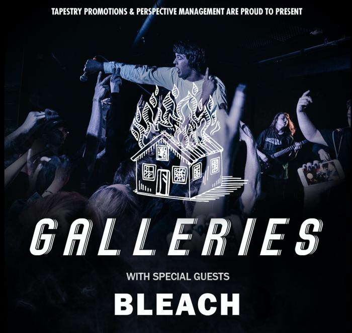 Galleries, Bleach - Manchester