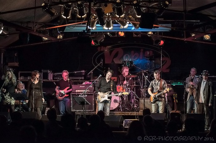 Chris Bevington Organisation plus Big Wolf Band