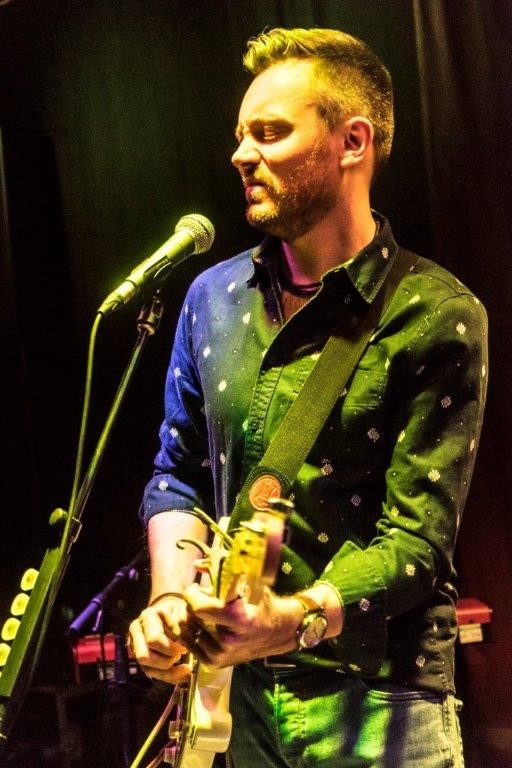 Ian Parker & his band (HH)