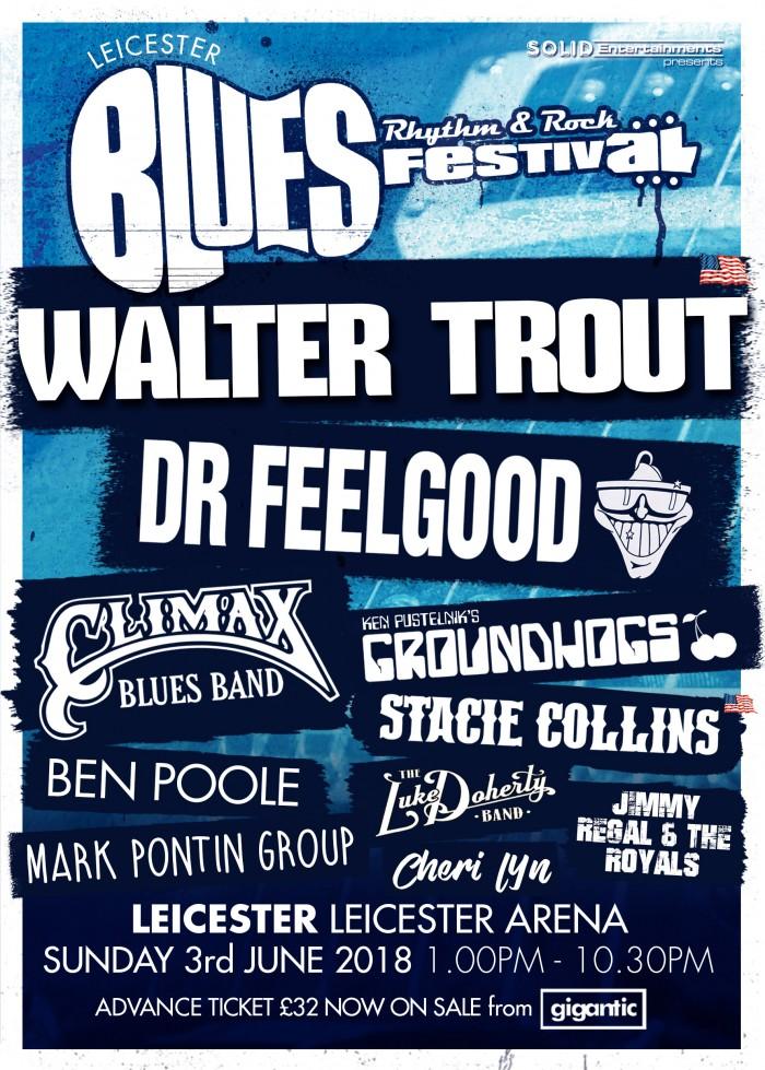 Leicester Blues Festival