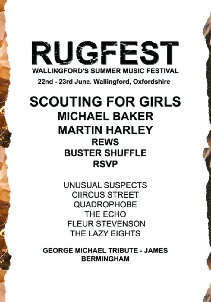 Rugfest- Wallingford's Summer Music Festival