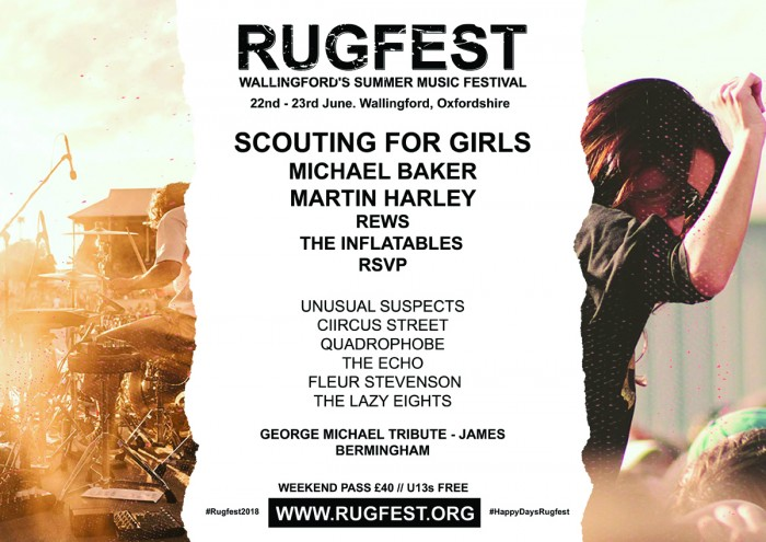 Rugfest- Wallingford's Summer Music Festival