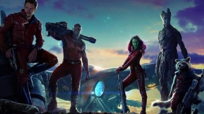 Cinema Club #1 - Guardians of the Galaxy