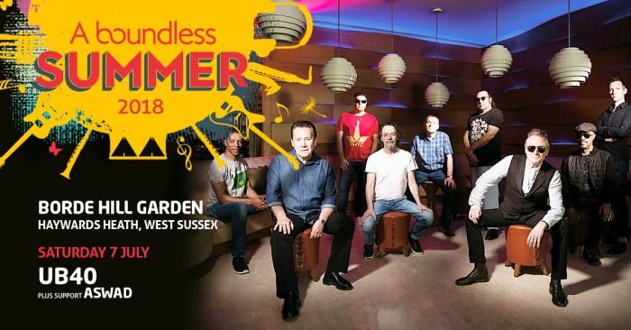 A Boundless Summer - UB40