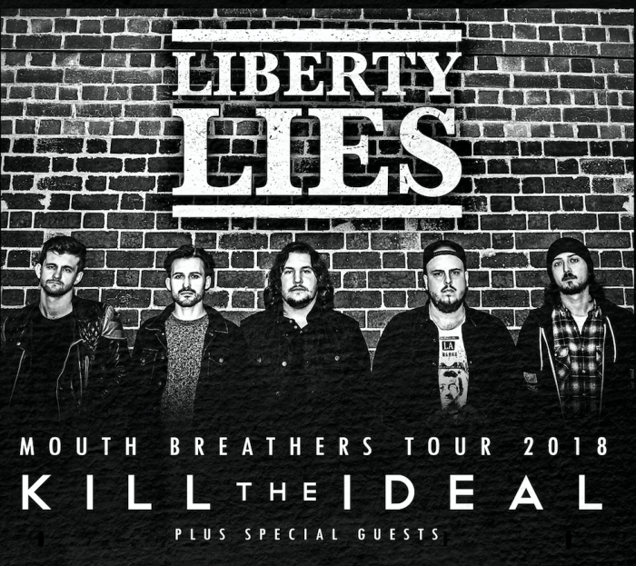 Liberty Lies, Kill The Ideal - Manchester
