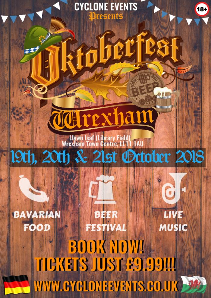 Oktoberfest Wrexham