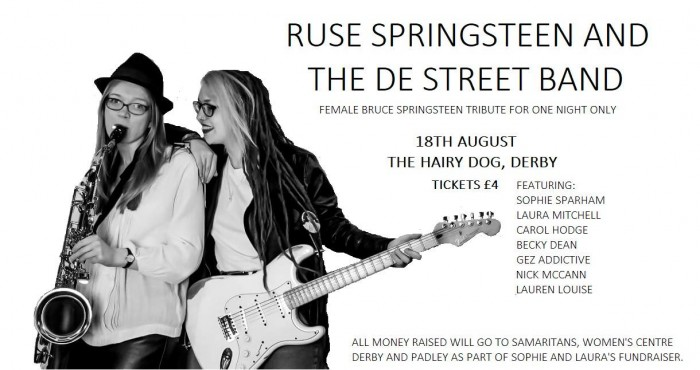 Ruse Springsteen and the DE Street Band