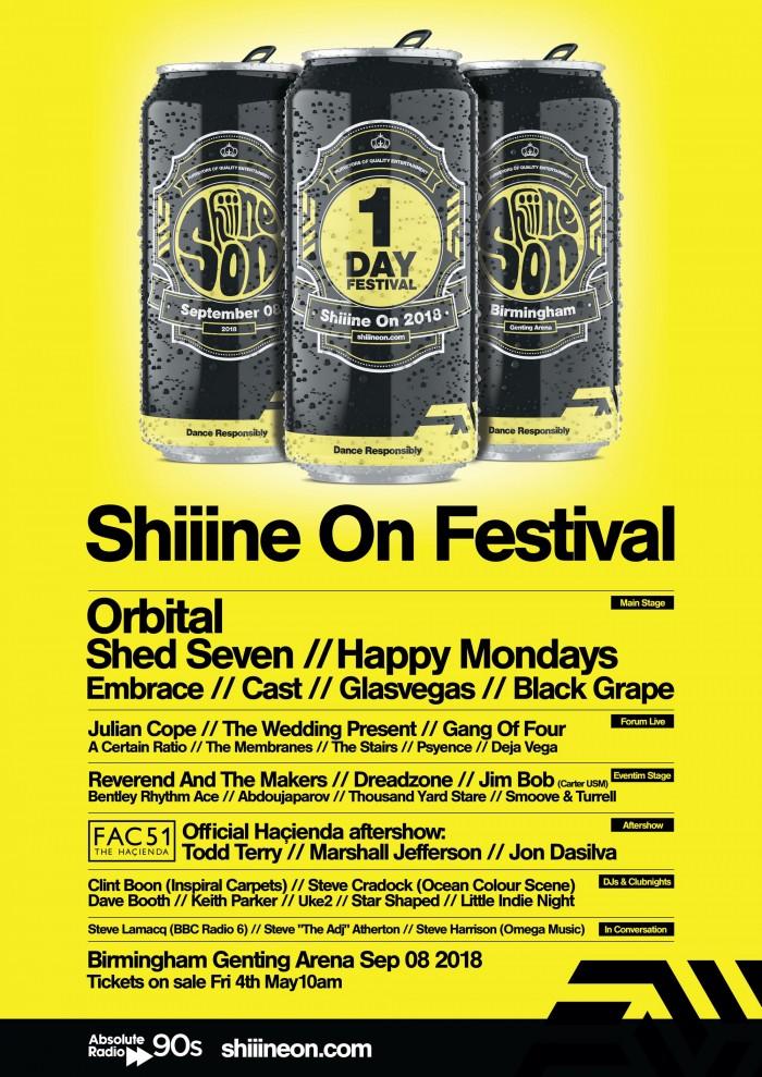 Shiiine On:Birmingham