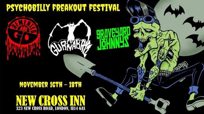 Psychobilly Freakout Festival