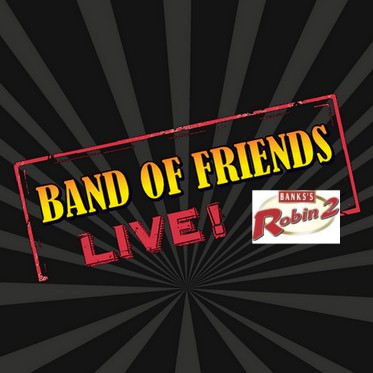 Band Of Friends featuring Gerry McAvoy, Ted McKenna & Marcel Scherpenzeel