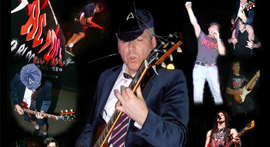 Black Ice - ACDC Tribute Band