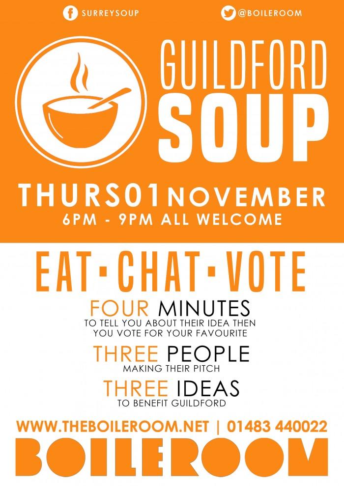 Guildford SOUP