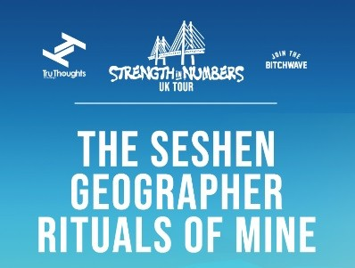 Metronome presents The Seshen, Geographer + Rituals of Mine