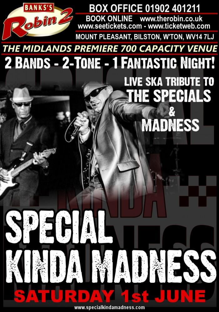 Special Kinda Madness