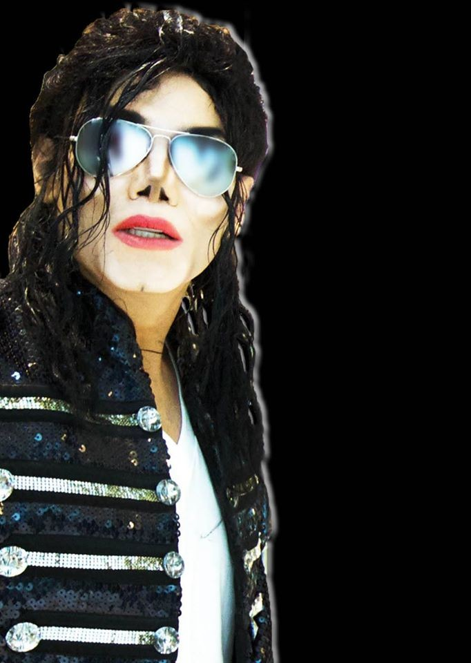 Navi as Michael Jackson - The King Of Pop - The Legend Continues