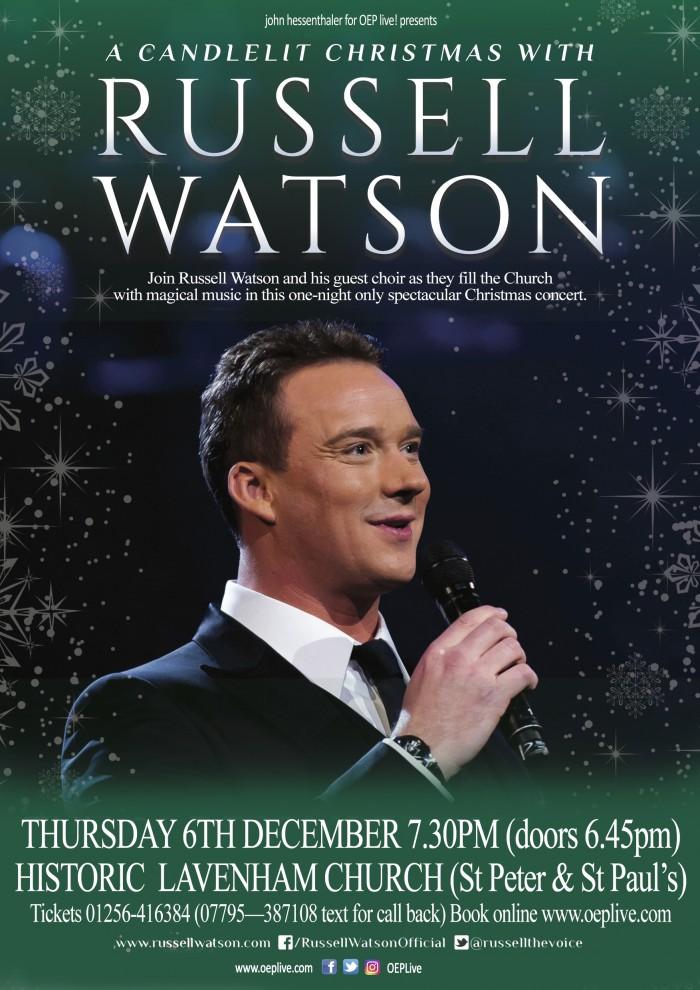 Russell Watson - A Candlelit Christmas