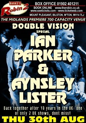 Ian Parker & Aynsley Lister