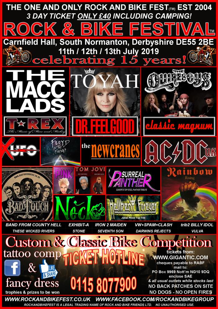 Rock and Bike Fest 2019