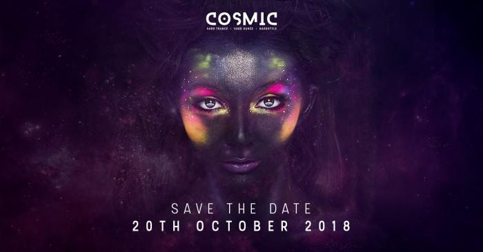 Cosmic Hard Dance October 20th