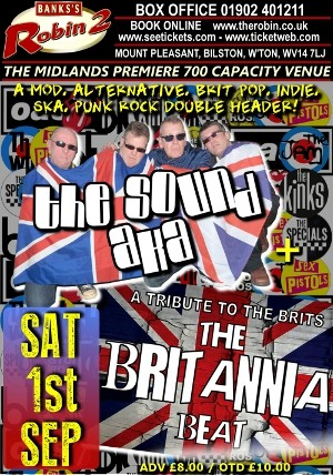 The Sound AKA + Britannia Beat