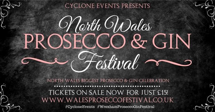 North Wales Prosecco & Gin Festival