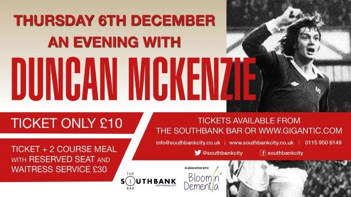 An Evening with Duncan McKenzie