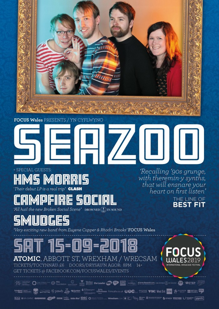 Seazoo + Special Guests