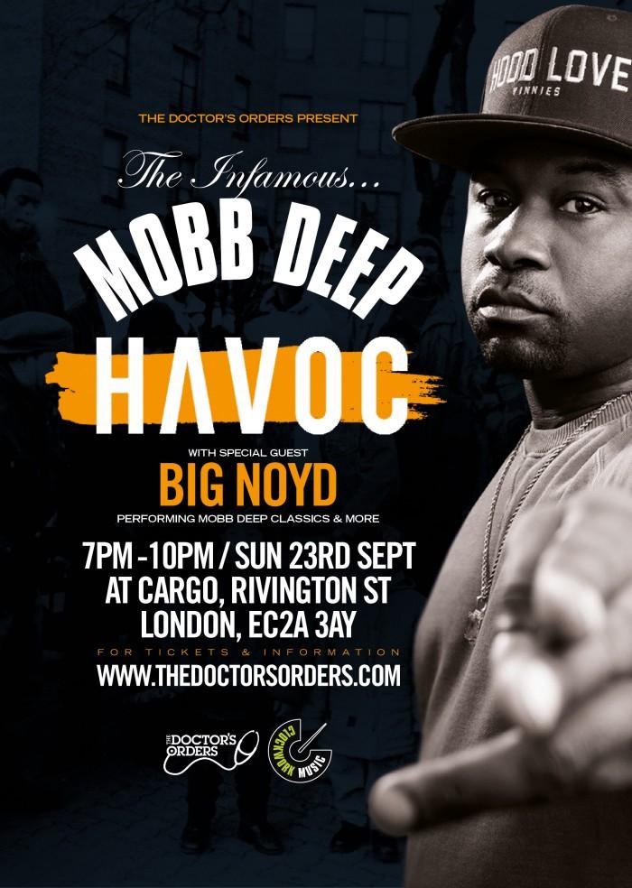Havoc (Mobb Deep) & Big Noyd