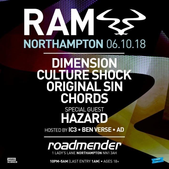 RAM NORTHAMPTON
