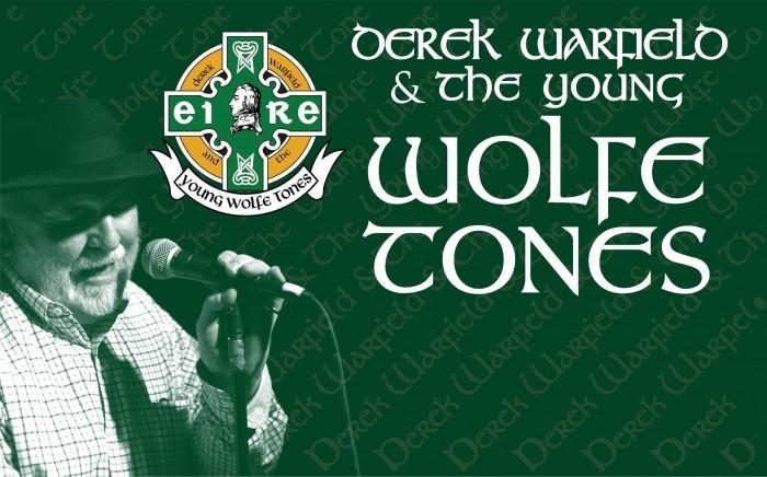 Derek Warfield & The Young Wolfetones