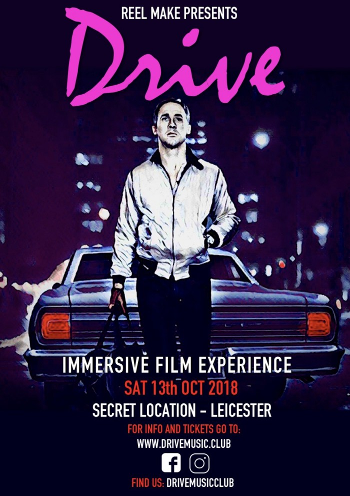 Drive: Immersive Film Experience