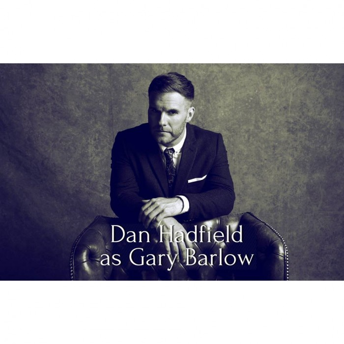UK's top Gary Barlow Tribute act - Dan Hadfield