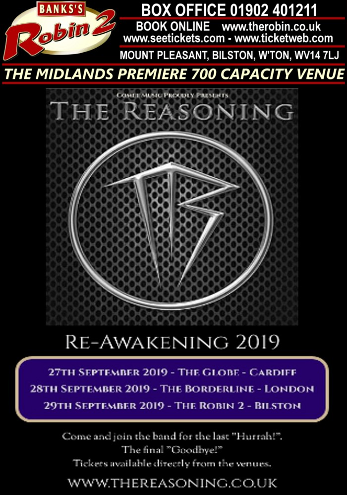 The Reasoning - Re-Awakening 2019