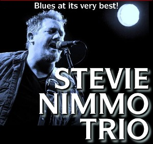 Stevie Nimmo Trio