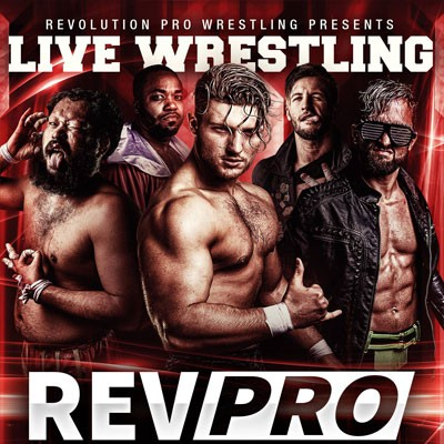 Revolution Pro Wrestling: Live In Southampton 6
