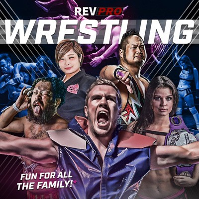 Revolution Pro Wrestling: Live in Bristol