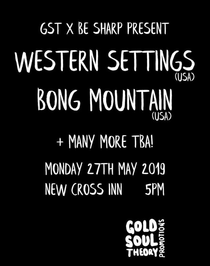 Western Settings / Bong Mountain