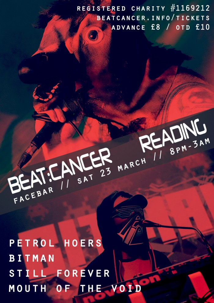 Beat:Cancer Reading