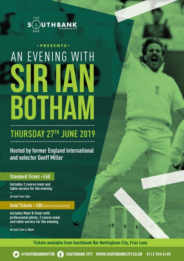 An Evening with Ian Botham