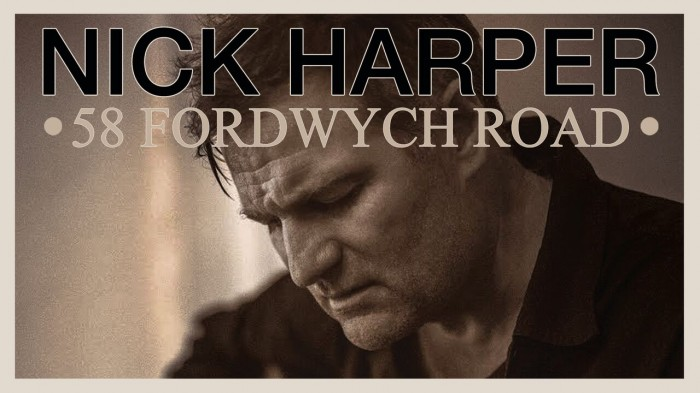 Nick Harper (intimate show, limited seating)