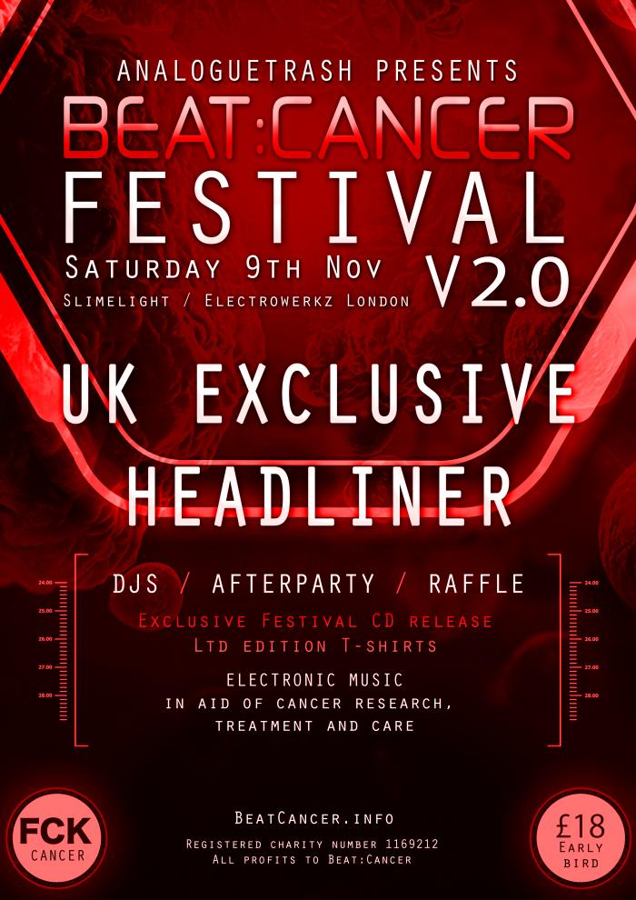Beat:Cancer Festival v2.0
