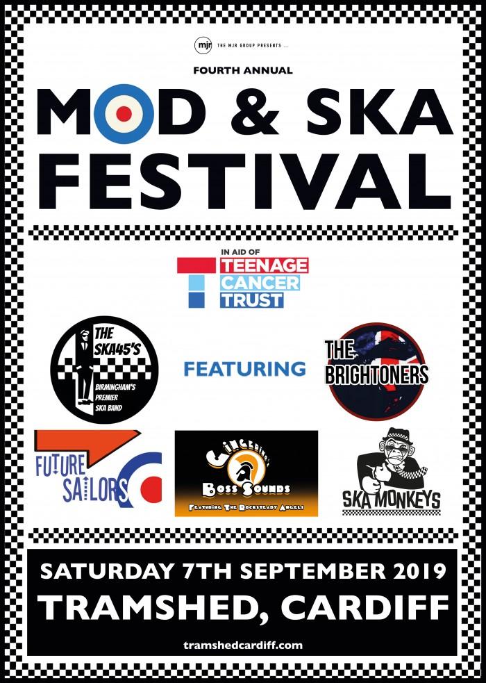 Fourth Annual Mod & Ska Festival In Aid Of Teenage Cancer Trust