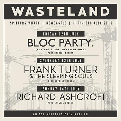 Wasteland - Frank Turner & The Sleeping Souls
