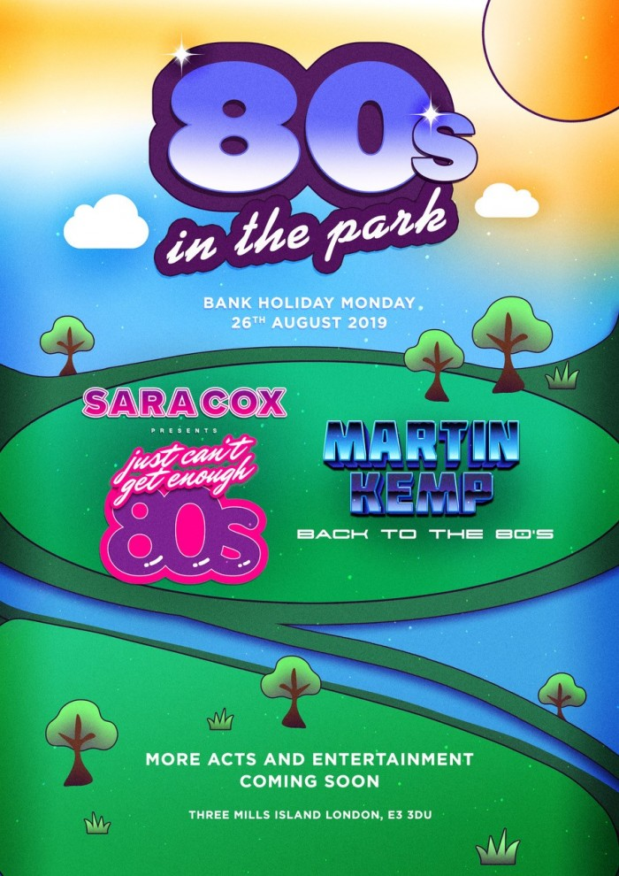80s in the Park