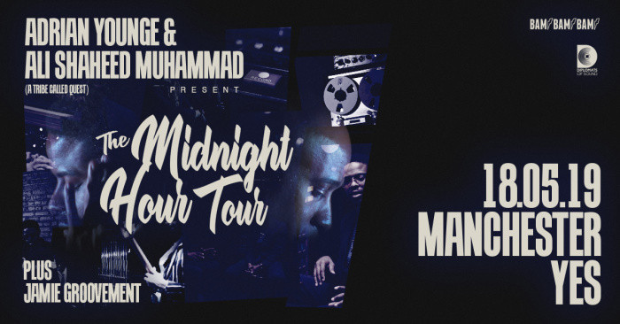 Ali Shaheed Muhammad & Adrian Younge present The Midnight Hour