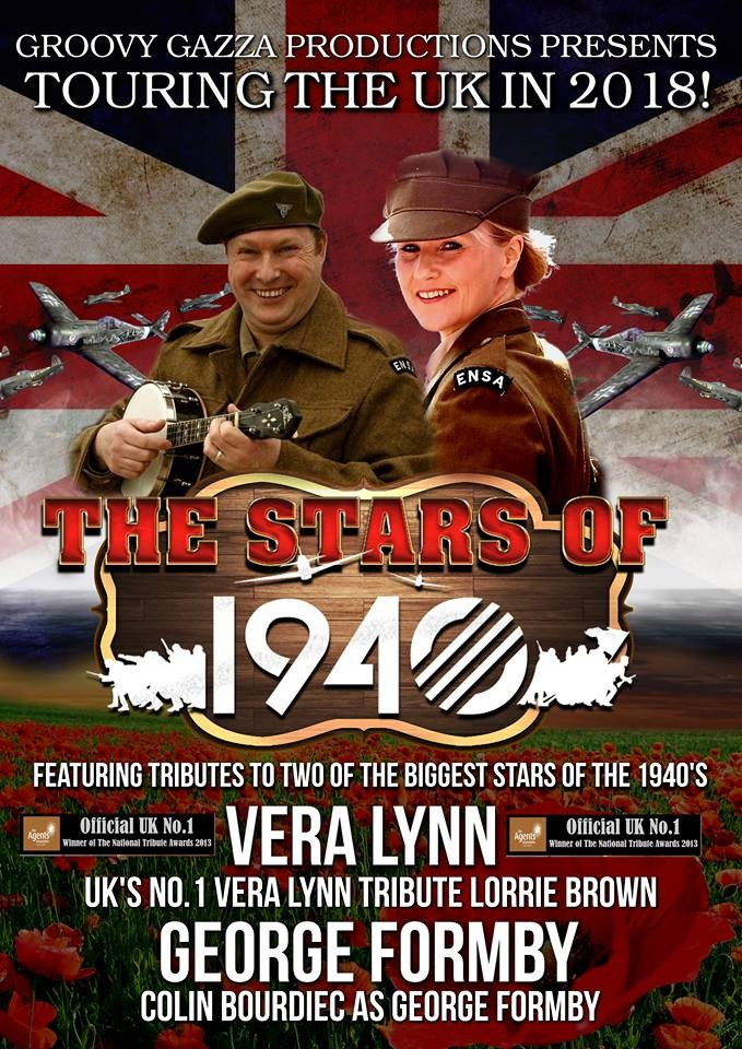 The Bachelors and The Vera Lynn Story