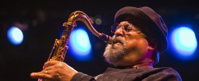 EFG London Jazz Festival presents: Joe Lovano's Trio Tapestry with Marilyn Crispell and Carmen Castaldi