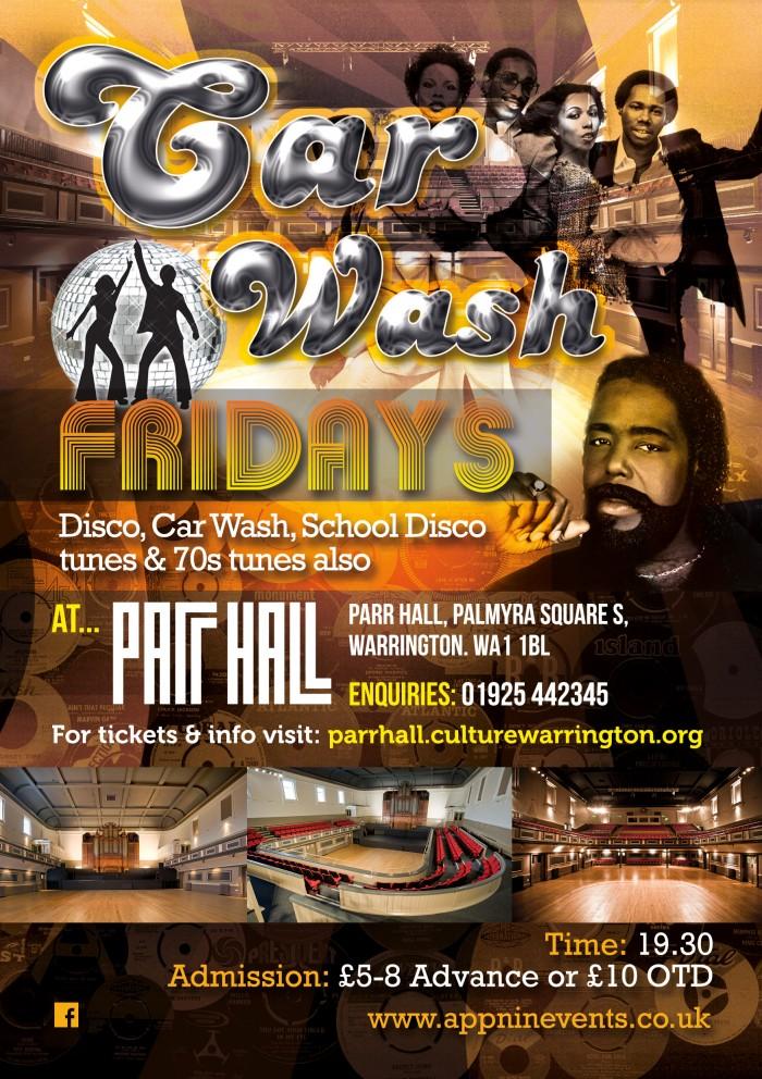 Appnin Events present Car Wash Fridays