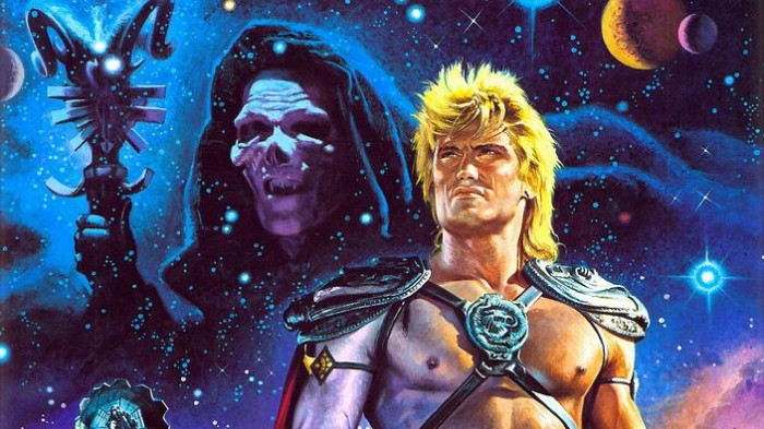 Fortune & Glory Film Club Presents: Masters of the Universe